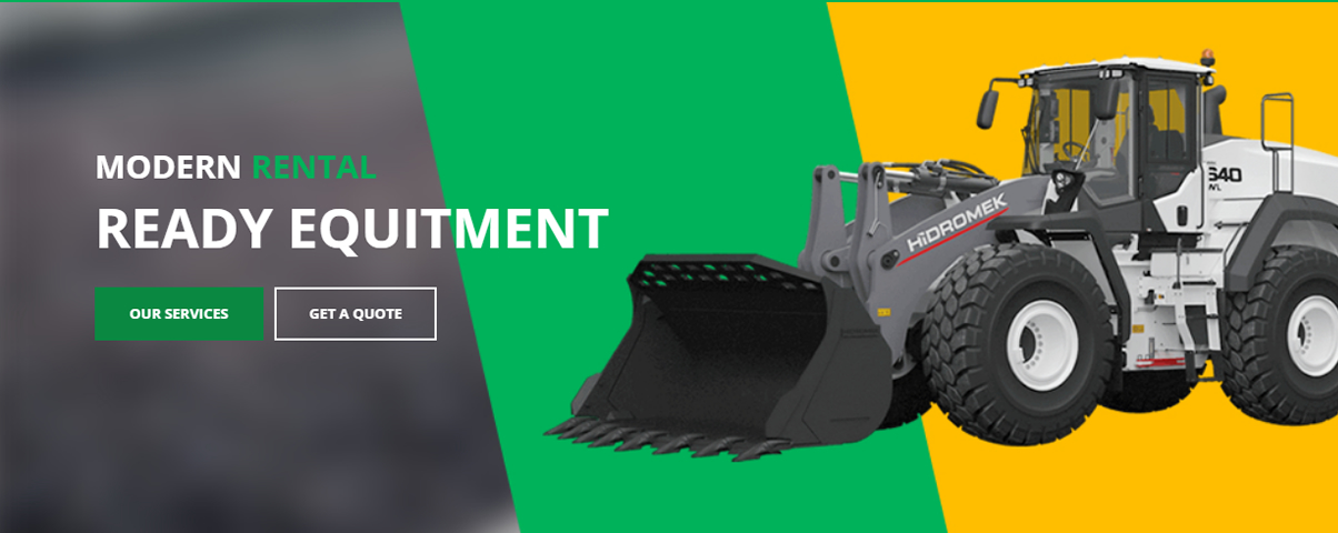 Modern Rental Equipment